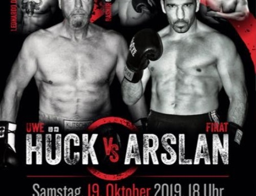 Charity – Boxing am Samstag 19. Oktober 2019 in Pforzheim! Blaue Flecke für soziale Zwecke!